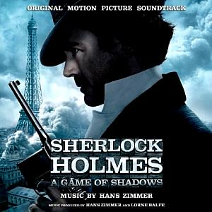Sherlock Holmes: A Game of Shadows Original Motion Picture Soundtrack. Лицевая сторона . Click to zoom.