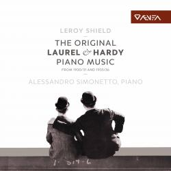Original Laurel & Hardy Piano Music, The. Передняя обложка. Click to zoom.