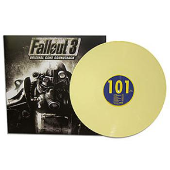Fallout 3 Original Game Soundtrack. Front. Click to zoom.