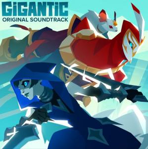 Gigantic Original Soundtrack. Front. Click to zoom.