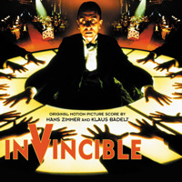 Invincible Original Motion Picture Score. Передняя обложка. Click to zoom.