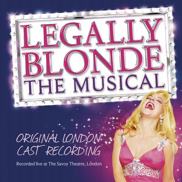 Legally Blonde Cast Recording 110