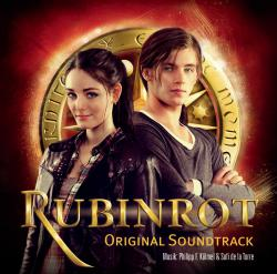 Rubinrot Original Soundtrack. Передняя обложка. Click to zoom.