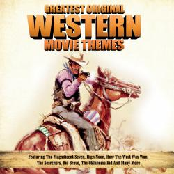 Great Movie Themes - Westerns. Передняя обложка. Click to zoom.