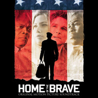 Home of the Brave Original Motion Picture Soundtrack. Передняя обложка. Click to zoom.