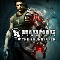 Bionic Commando The Soundtrack. Передняя обложка. Click to zoom.