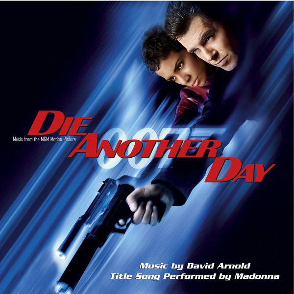 Die Another Day Music From The Mgm Motion Picture Die
