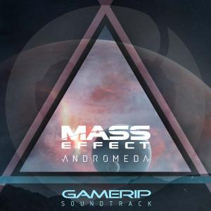 Mass Effect: Andromeda (GameRip Soundtrack). Основная обложка. Click to zoom.