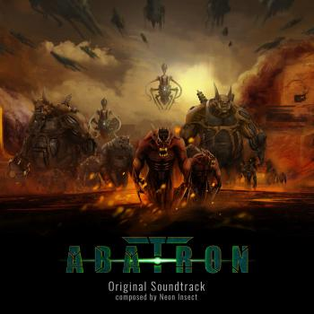 Abatron Original Soundtrack. Front. Click to zoom.