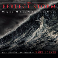 Perfect Storm Original Motion Picture Soundtrack, The. Передняя обложка. Click to zoom.