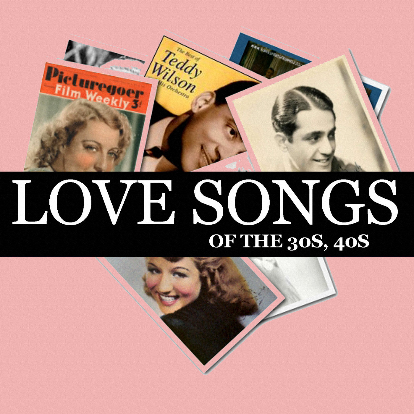 Love Songs of the 30s, 40s Remastered музыка из фильма