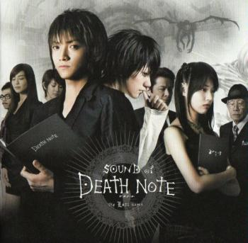 Sound of Death Note -the Last name-. Front. Click to zoom.