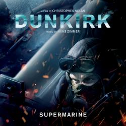 Supermarine From Dunkirk: Original Motion Picture Soundtrack - Single. Передняя обложка. Click to zoom.