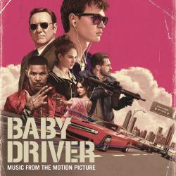 Baby Driver Music from the Motion Picture. Передняя обложка. Click to zoom.