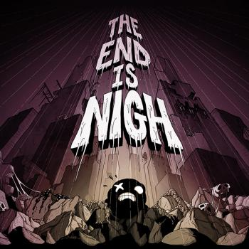 End Is Nigh, The. Front. Click to zoom.