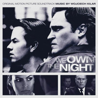 We Own the Night Original Motion Picture Soundtrack. Передняя обложка. Click to zoom.
