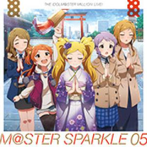 THE IDOLM@STER MILLION LIVE! M@STER SPARKLE 05, The. Front (small). Click to zoom.