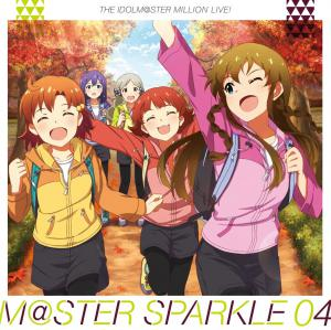 THE IDOLM@STER MILLION LIVE! M@STER SPARKLE 04, The. Front. Click to zoom.
