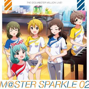 THE IDOLM@STER MILLION LIVE! M@STER SPARKLE 02, The. Front. Click to zoom.