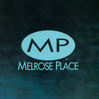 Melrose Place: The Music Music from the Television Series. Передняя обложка. Click to zoom.
