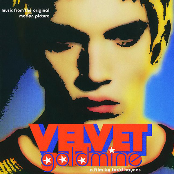 velvet goldmine soundtrack from the motion picture