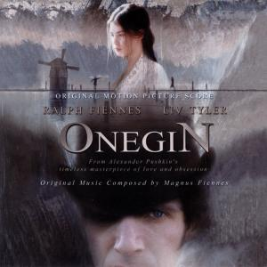 Onegin Original Motion Picture Score. Лицевая сторона . Click to zoom.
