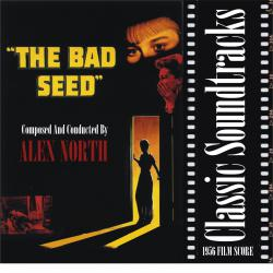 Bad Seed 1956 Film Score, The. Передняя обложка. Click to zoom.