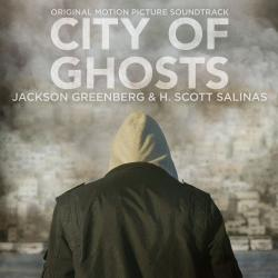 City of Ghosts Original Motion Picture Sountrack. Передняя обложка. Click to zoom.