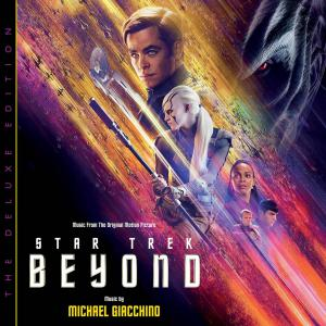 Star Trek Beyond Orriginal Motion Picture Soundtrack The Deluxe Edition. Лицевая сторона. Click to zoom.