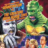 Frankenstein Vs. The Creature from Blood Cove Original Motion Picture Soundtrack. Передняя обложка. Click to zoom.
