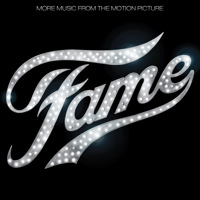 Fame More Music from the Motion Picture. Передняя обложка. Click to zoom.