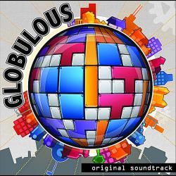 Globulous Original Soundtrack. Передняя обложка. Click to zoom.