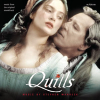 Quills Music from the Original Soundtrack. Передняя обложка. Click to zoom.