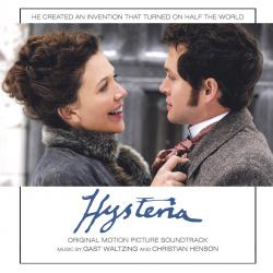 Hysteria Original Motion Picture Soundtrack. Передняя обложка. Click to zoom.
