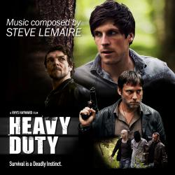 Heavy Duty The Official Soundtrack. Передняя обложка. Click to zoom.