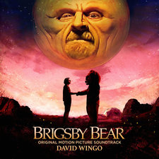 Brigsby Bear Original Motion Picture Soundtrack. Передняя обложка. Click to zoom.
