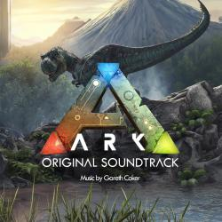 ARK Original Soundtrack. Передняя обложка. Click to zoom.