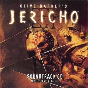 Clive Barker's Jericho Soundtrack CD. Лицевая сторона . Click to zoom.