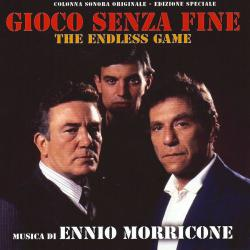 Gioco senza fine - The Endless Game original motion picture soundtrack. Передняя обложка. Click to zoom.