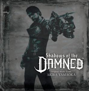 Shadows of the DAMNED Original Music From AKIRA YAMAOKA. Front. Click to zoom.