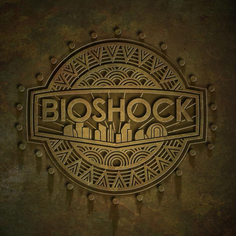 letter a sign bioshock orchestral score soundtrack from bioshock 15334 | 15334 631850