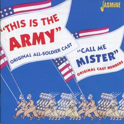 This is the Army / Call Me Mister. Передняя обложка. Click to zoom.
