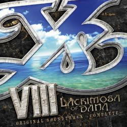 Ys VIII - Lacrimosa of DANA Original Soundtrack - Complete. Передняя обложка. Click to zoom.