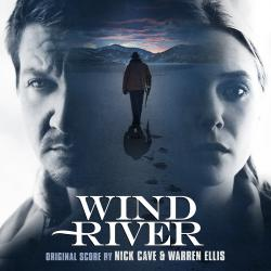 Wind River Original Motion Picture Soundtrack. Передняя обложка. Click to zoom.