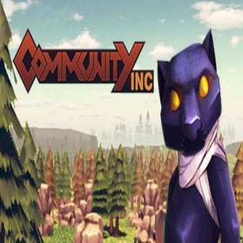 Community INC OST. Front. Click to zoom.