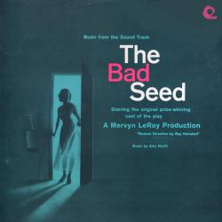 Bad Seed Original Motion Picture Soundtrack, The. Передняя обложка. Click to zoom.