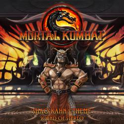 Mortal Kombat: Songs Inspired By The Warriors - Single. Передняя обложка. Click to zoom.