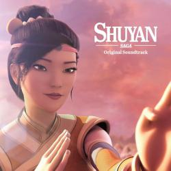 Shuyan Saga Original Soundtrack. Передняя обложка. Click to zoom.