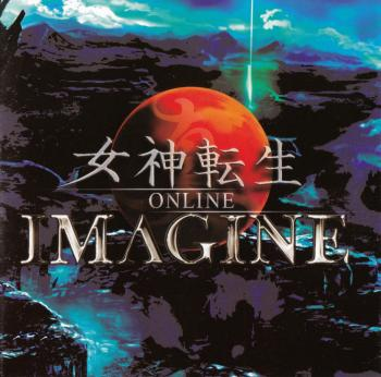 Megami Tensei Online IMAGINE Original Soundtrack. Front. Click to zoom.