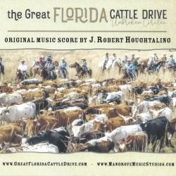 Great Florida Cattle Drive: Unbroken Circles, The. Передняя обложка. Click to zoom.